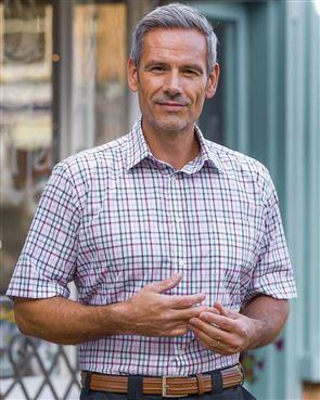 James meade mens classic pure poplin cotton shirts