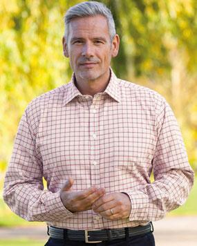 Men's Cotton Twill Shirts
