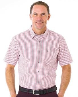 Mens Short Sleeved Shirts