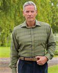 Rothay Tattersall Check Pure Cotton Twill Shirt