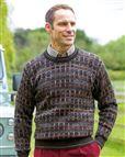Henry Alpaca Sweater  Mens
