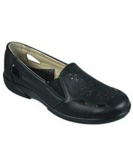 DB Wider Fit Leather Hedge Shoe