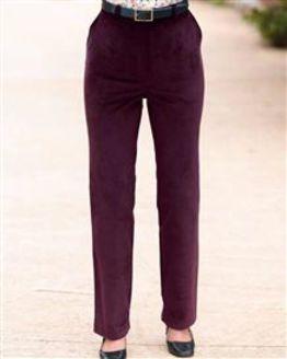 Needlecord Trousers  Ladies