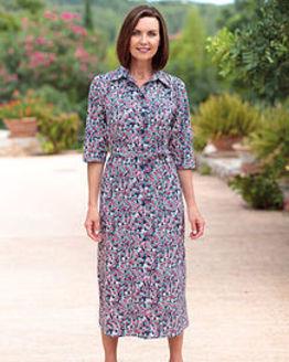 Petra Multi Coloured Pure Cotton Dress