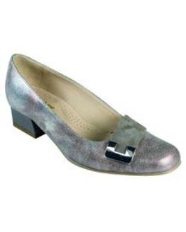 Van Dal Lunar Print Duchess Shoe