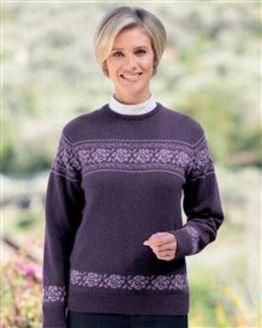 Astrid Fairisle Sweater