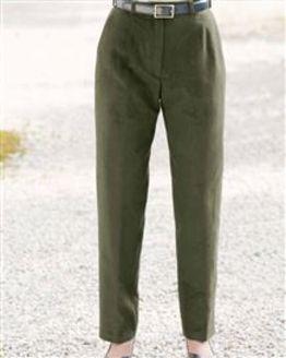 Moleskin Trousers  Ladies