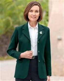 Corbridge Forest Green Pure Wool Tweed Jacket