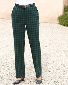 Blackwatch Double Layer Trousers