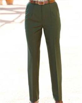 Green Sandown Trousers