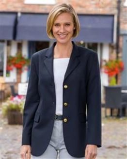 Ladies Classic Navy Blazer