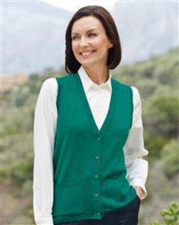 Merino Jade Waistcoat