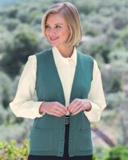 Merino Spuce Waistcoat