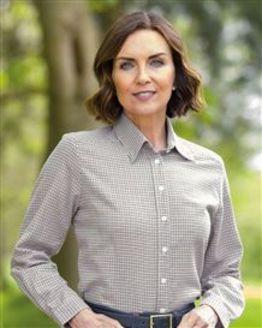Kia Country Check Shirt