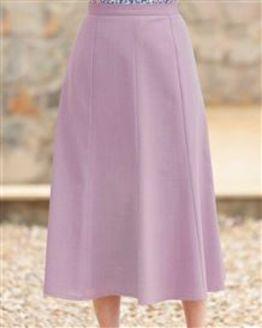 Sandown Dusky Pink Skirt
