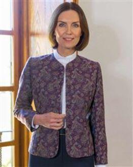 Amelia Wool Mix Jacket