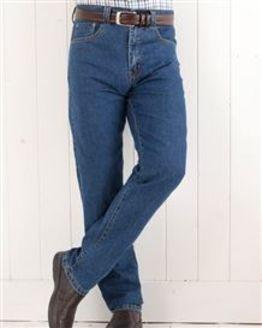Classic Five Pocket Denim Jeans