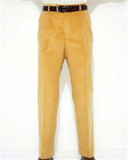 Sand Corduroy Trousers  Mens