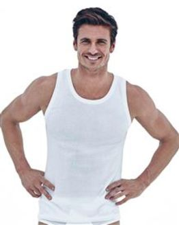 3 Pack of Jockey Vests  Mens
