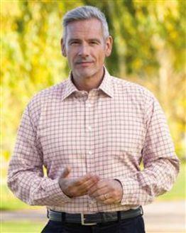 Appleby Tattersall Check Pure Cotton Twill Shirt