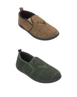 Padders Mens Huntsman Slipper