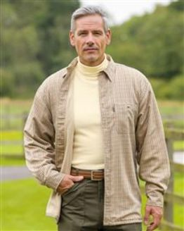 Naworth Fleece Lined Shirt
