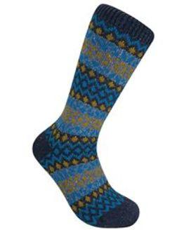 Scott Nichol Fairisle Socks