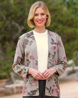 Della Wool Mix Jacket