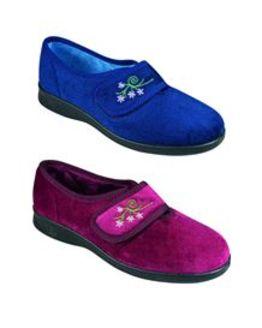 DB Wider Fit Caroline House Shoe
