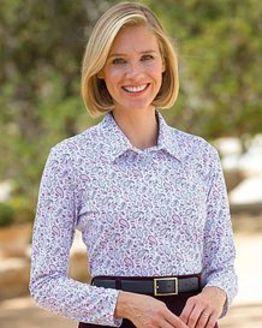 Lizzie Silky Cotton Polo