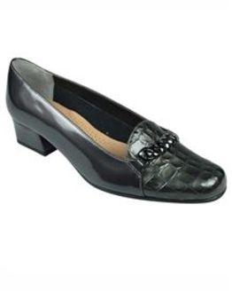 Van Dal Storm Patent Castile Shoe