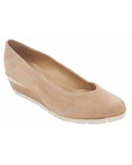 Van Dal Suede Ariah Wedge Shoe