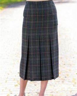 Corsham Pure Wool Skirt