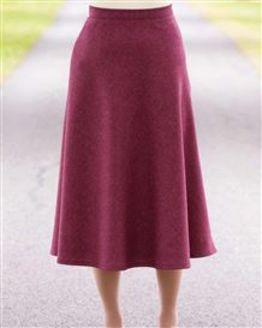 Amesbury Pure Wool Skirt