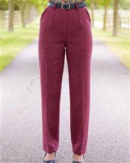 Amesbury Pure Wool Trousers
