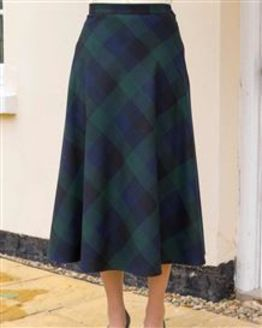 Iona Wool Rich Skirt