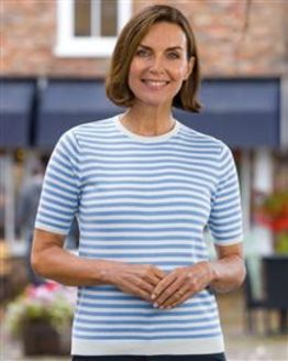 Kathy Pure Cotton Top