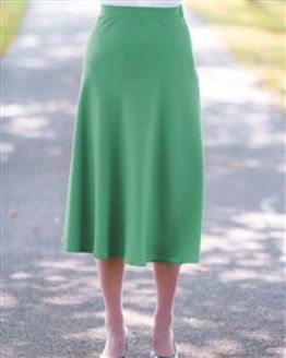 Cadiz Wool Blend Skirt