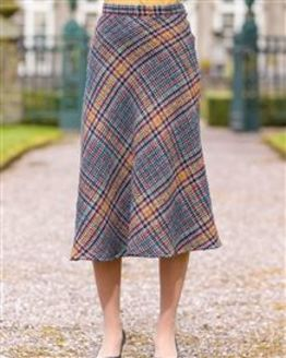 Thorney Wool Blend Skirt