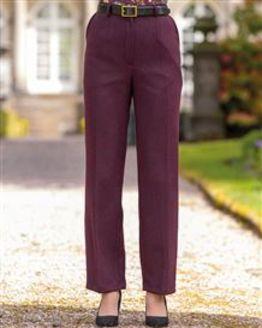 Buckingham Pure Shetland Wool Trousers