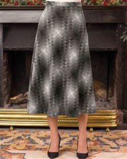Anastacia Wool Mix Skirt