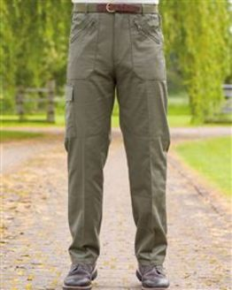 Mens Thermal Trousers- Action Style Trousers