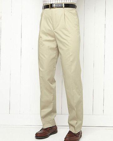 Lightweight Cotton Trousers