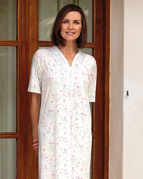 Pamela Silky Cotton Nightdress