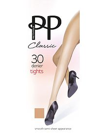Pretty Polly 30 Denier Traditional Range Tights