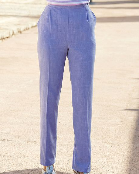 Lilac Polly Trousers