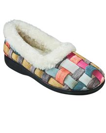 Jeanette Slip On Slipper