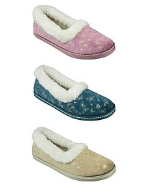 Trixie Slip On Slipper