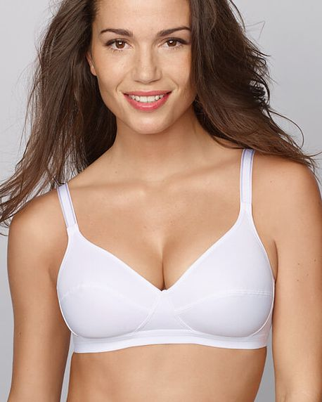 Playtex 2 Pack Basic Micro Support Bras