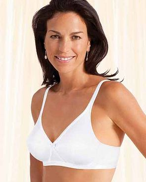 Cross your Heart Microfibre Bra